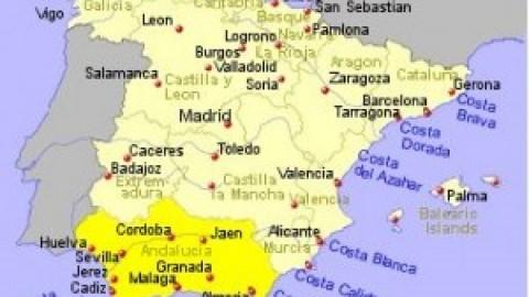 Location Espagne