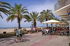 Calafell Costa Dorada plage