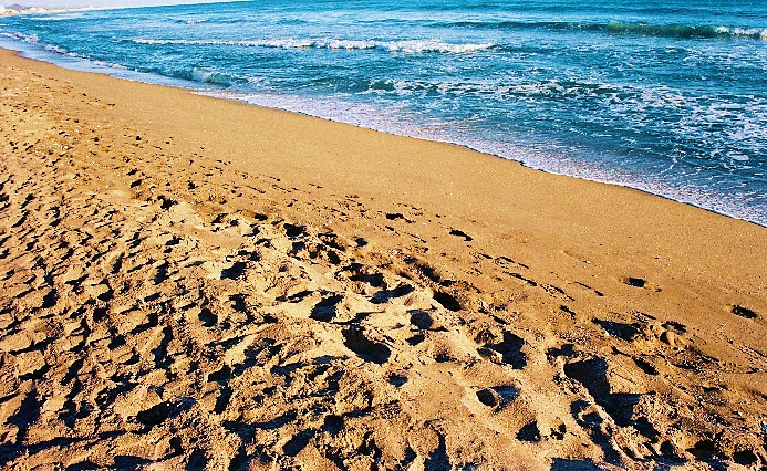 plage costa dorada